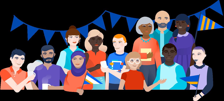 cozmic debris the power of building a community
